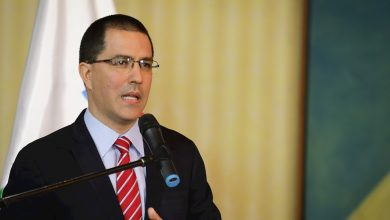 "Photo of Arreaza tildó de ""amenazante"" lenguaje  de Trump ante protestas en Minneapolis"