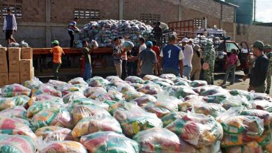 Photo of 11 mil combos de alimentos fueron distribuidos en Zamora