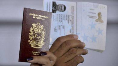 Photo of Saime atenderá citas programadas para pasaporte del 27Sep al 1Oct