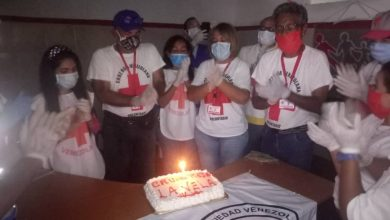 Photo of Cruz Roja La Vela celebra su sexto aniversario