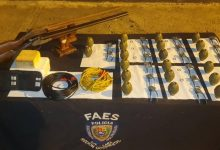 Photo of FAES incauta material bélico y detiene a implicados