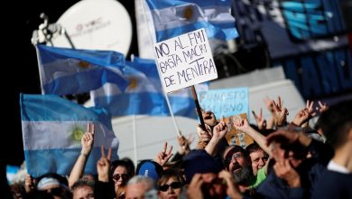 Photo of Argentinos protestan en plena cuarentena