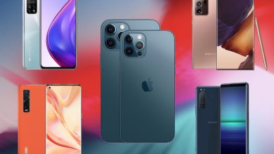 Photo of Serie iPhone 12 frente a sus rivales Android