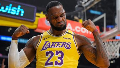 Photo of ¡A a los Playoff!   James lideró triunfo de Lakers ante Warriors