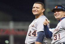 Photo of Vizquel felicita a Miguel Cabrera por superar su récord de hits